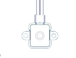 RP-QIII Miniature Peristaltic pump Drawing