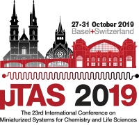 MicroTAS  2019 - 27. - 31. October - Basel, Switzerland